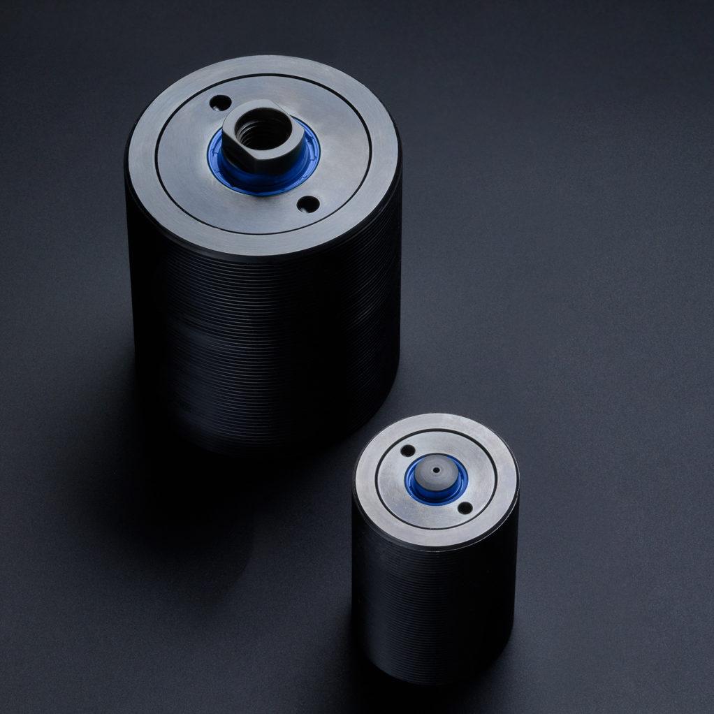 Einspannzylinder